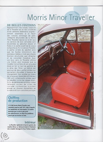 Auto Vintage 1/24 ° - Page 4 Moriss22