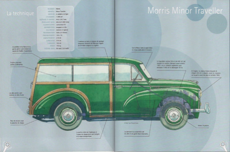 Auto Vintage 1/24 ° - Page 4 Moriss27