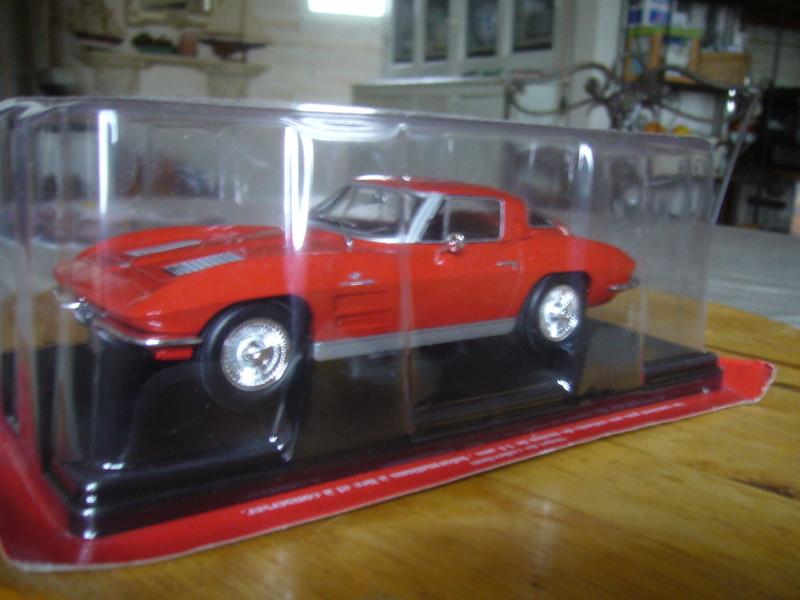 Revell: Chevrolet Corvette 1963 C2 Stingray de chez REVELL P1280021
