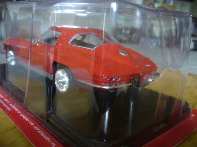 Revell: Chevrolet Corvette 1963 C2 Stingray de chez REVELL P1280022