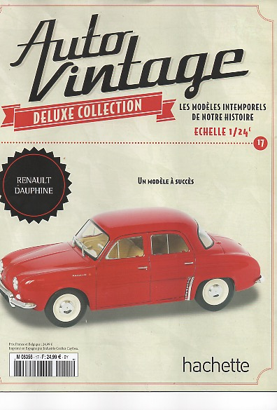 Auto Vintage 1/24 ° - Page 4 Renaul10