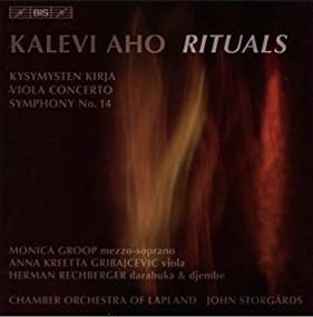 Kalevi Aho (1949 - ) Ritual10