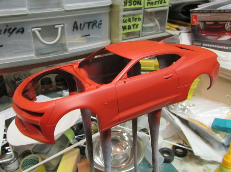 Shop report Camaro SS 2016  00115
