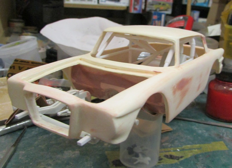 1961 Studebaker Lark Dirt modified 00214