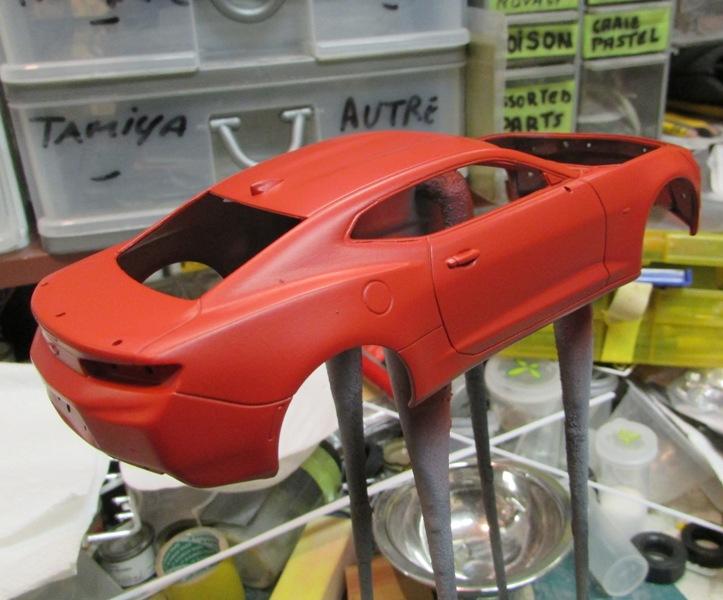 Shop report Camaro SS 2016  00215