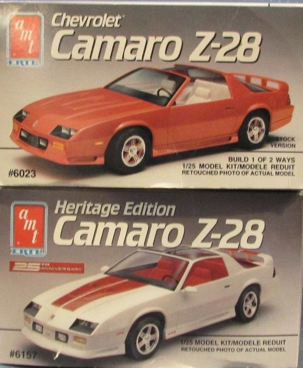 AMT 1983 Camaro Z28 avec un match comparatif!  005_210