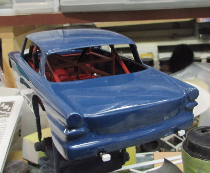 1961 Studebaker Lark Dirt modified 00616