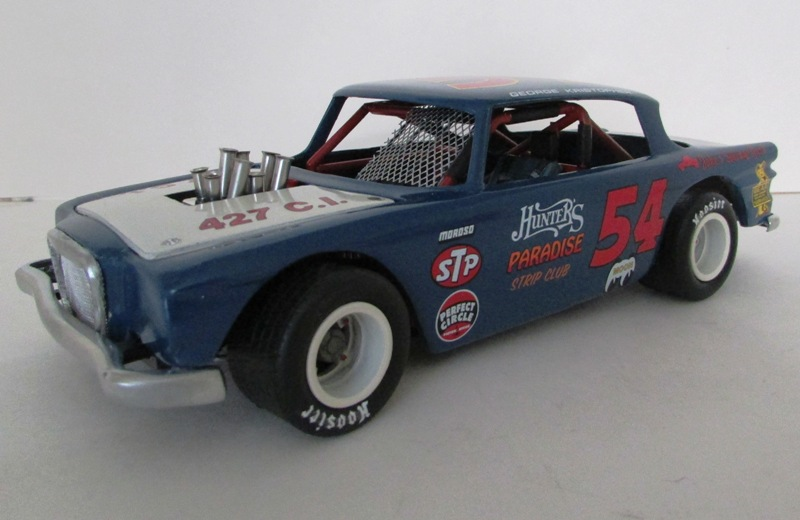 1961 Studebaker Lark Dirt modified TERMINÉ 25110