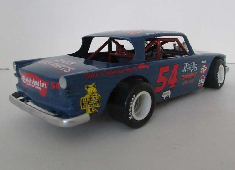 1961 Studebaker Lark Dirt modified TERMINÉ 25210
