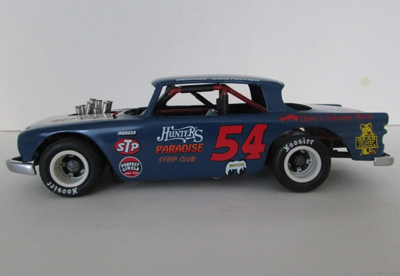 1961 Studebaker Lark Dirt modified TERMINÉ 25310