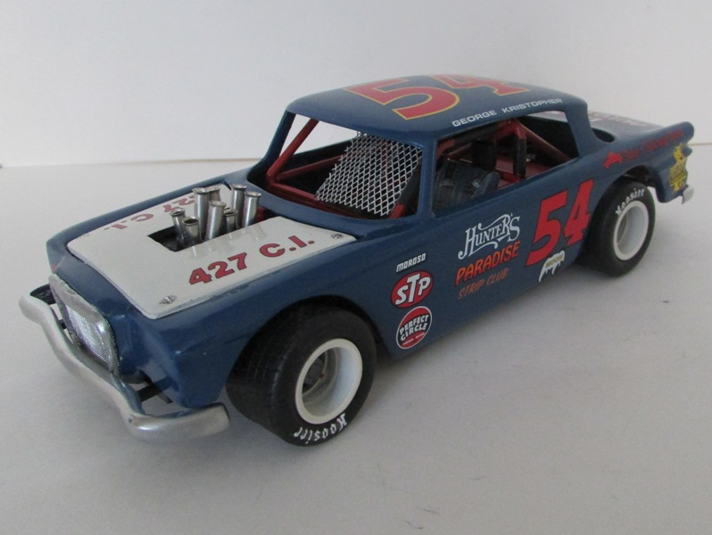 1961 Studebaker Lark Dirt modified TERMINÉ 25510