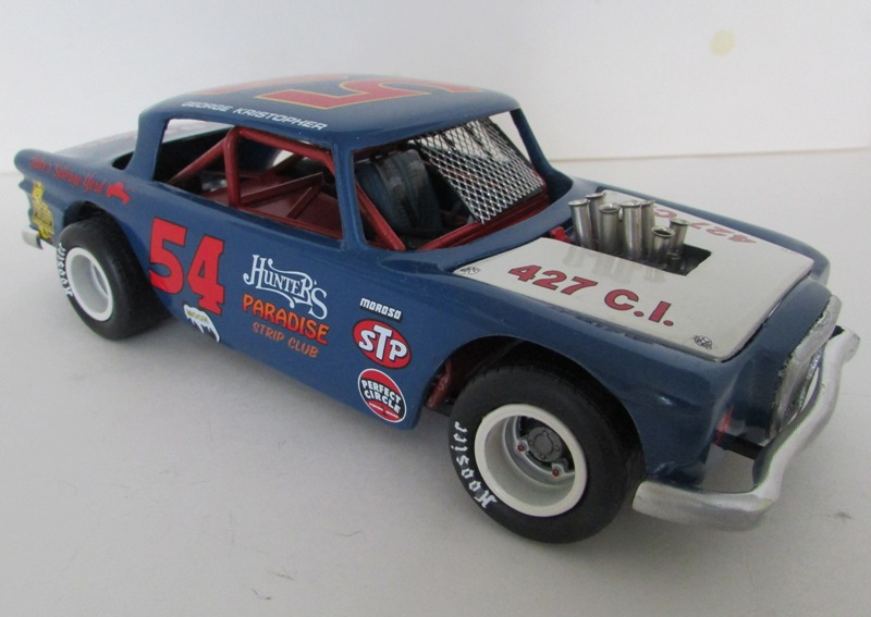1961 Studebaker Lark Dirt modified TERMINÉ 25610