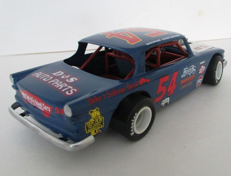 1961 Studebaker Lark Dirt modified TERMINÉ 25710