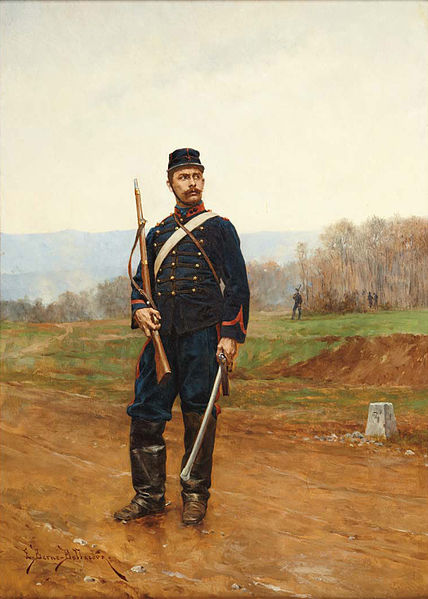 FIN - artilleur à cheval période 1873-1880 par BONO Artill10