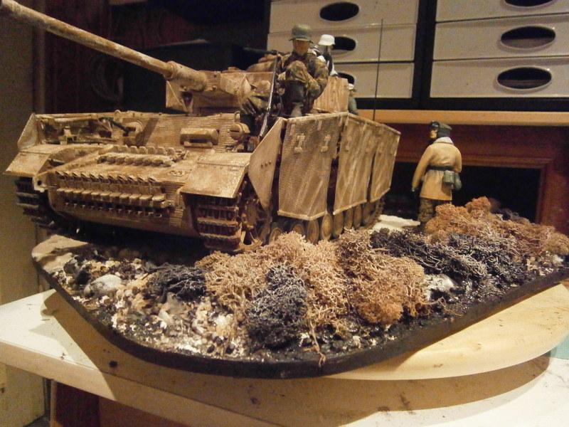 Panzer IV  1:16  Trumpeter - Seite 2 P1100011