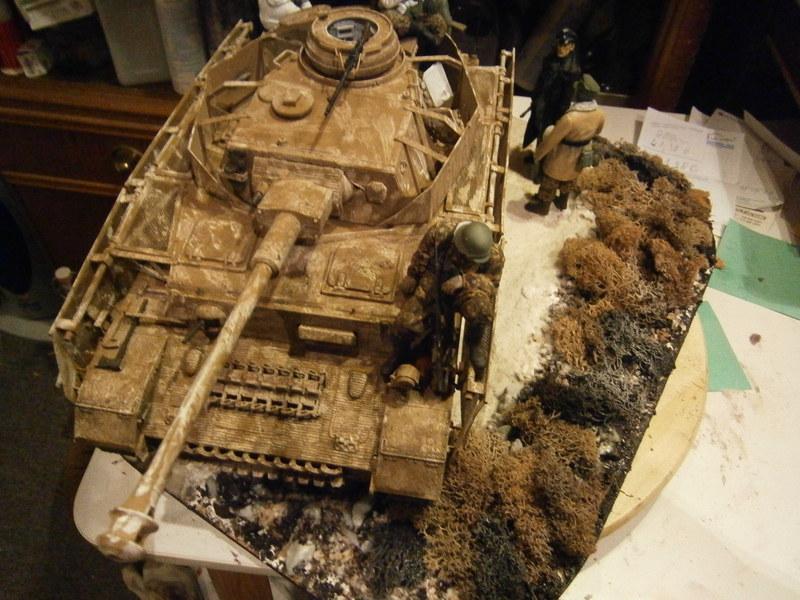 Panzer IV  1:16  Trumpeter - Seite 2 P1100012