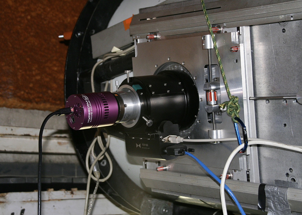 Test HYPERCAM Altair Astro IMX 178 C Camt6010