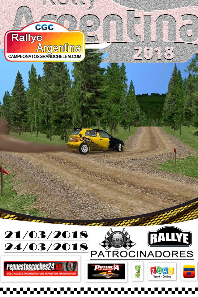 ▄▀▄ Roadbook confirmación pilotos del rally de Argentina 21-24/03/2018 ▄▀▄   Log_ra15