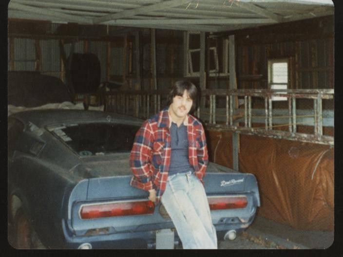 Montréal Mustang dans le temps! 1981 à aujourd'hui (Histoire en photos) 1979-s10