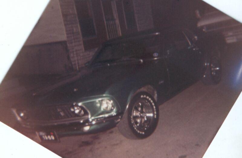 Montréal Mustang dans le temps! 1981 à aujourd'hui (Histoire en photos) 1981mm13
