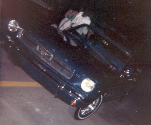 Montréal Mustang dans le temps! 1981 à aujourd'hui (Histoire en photos) 1981mm15
