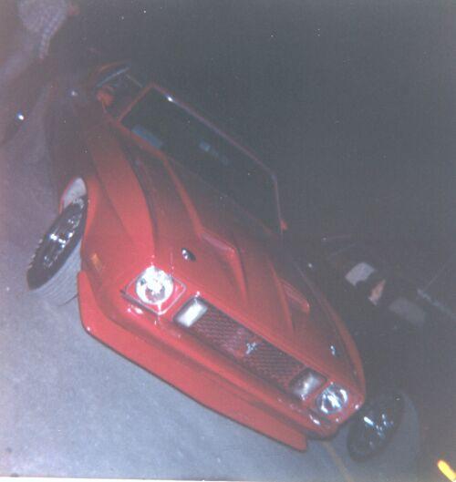 Montréal Mustang dans le temps! 1981 à aujourd'hui (Histoire en photos) 1981mm26