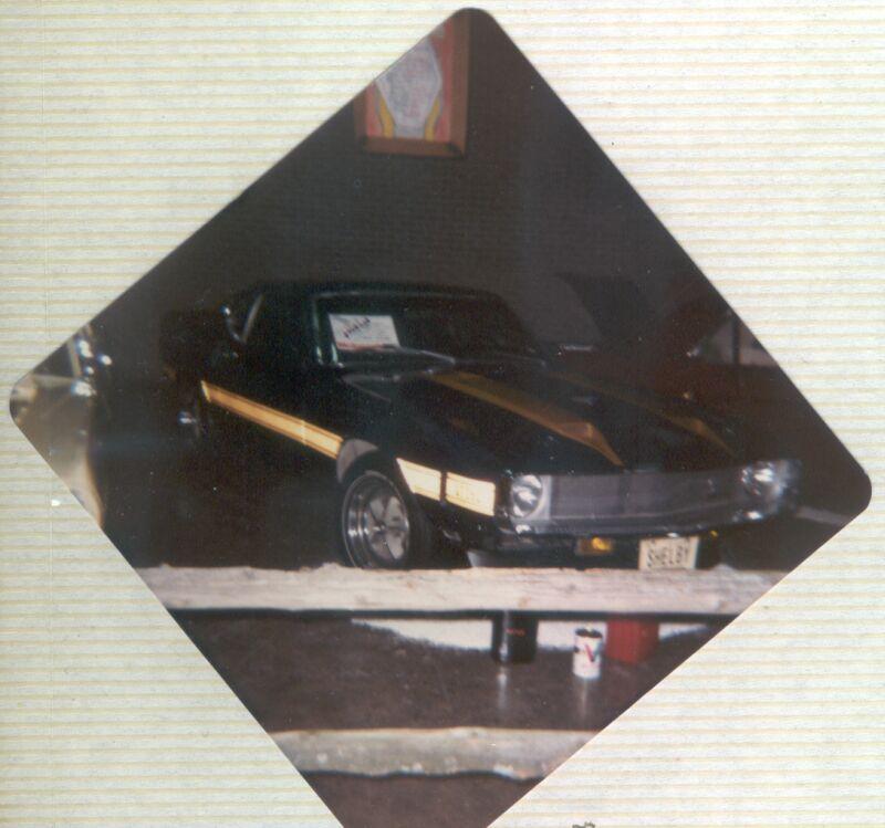 Montréal Mustang dans le temps! 1981 à aujourd'hui (Histoire en photos) 1981mm30