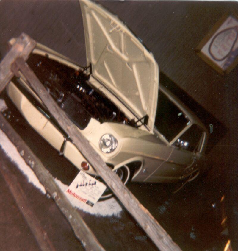 Montréal Mustang dans le temps! 1981 à aujourd'hui (Histoire en photos) 1981mm33