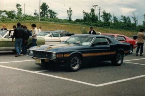 Montréal Mustang dans le temps! 1981 à aujourd'hui (Histoire en photos) 1982mm12