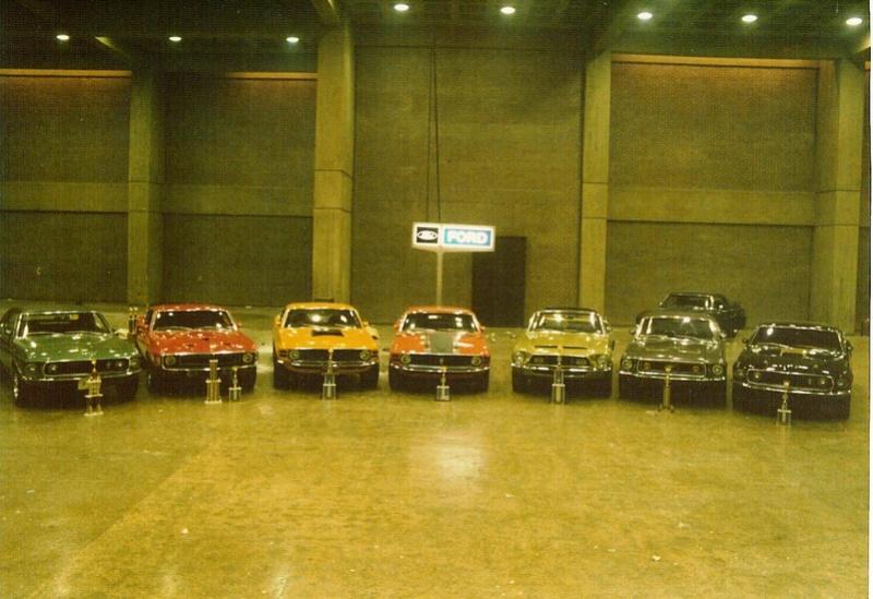 Montréal Mustang dans le temps! 1981 à aujourd'hui (Histoire en photos) 1982mm16