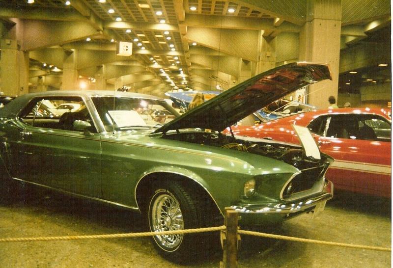 Montréal Mustang dans le temps! 1981 à aujourd'hui (Histoire en photos) 1982mm17
