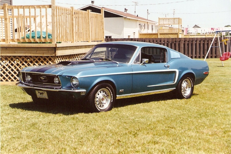 Montréal Mustang dans le temps! 1981 à aujourd'hui (Histoire en photos) - Page 6 1992-s10