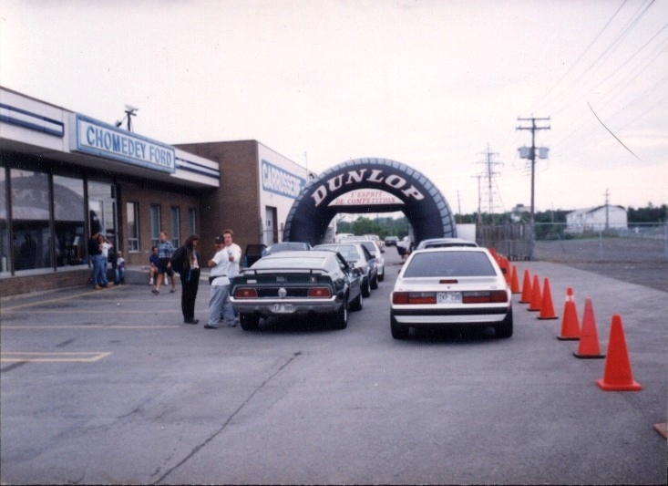 Montréal Mustang dans le temps! 1981 à aujourd'hui (Histoire en photos) - Page 6 1994-011