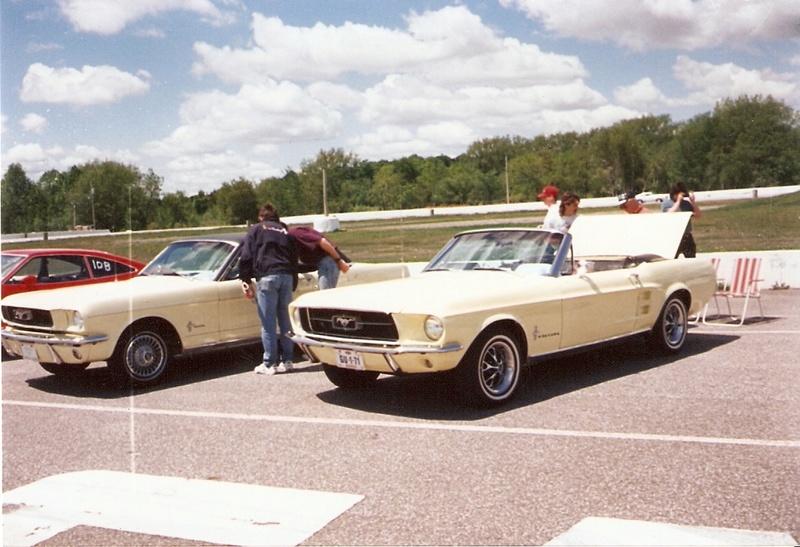 Montréal Mustang dans le temps! 1981 à aujourd'hui (Histoire en photos) - Page 6 1995-011