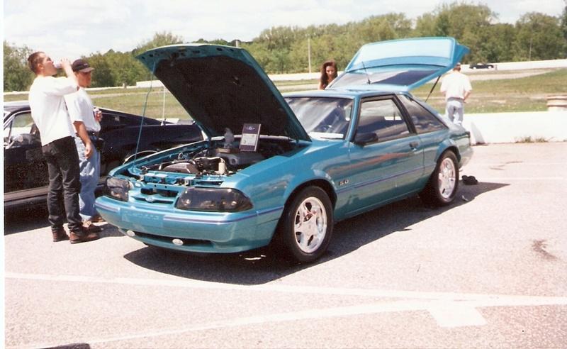 Montréal Mustang dans le temps! 1981 à aujourd'hui (Histoire en photos) - Page 6 1995-014