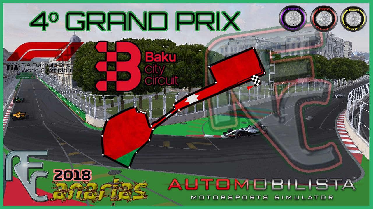 GP F1 AZERBAIJAN 2018 Baku_410