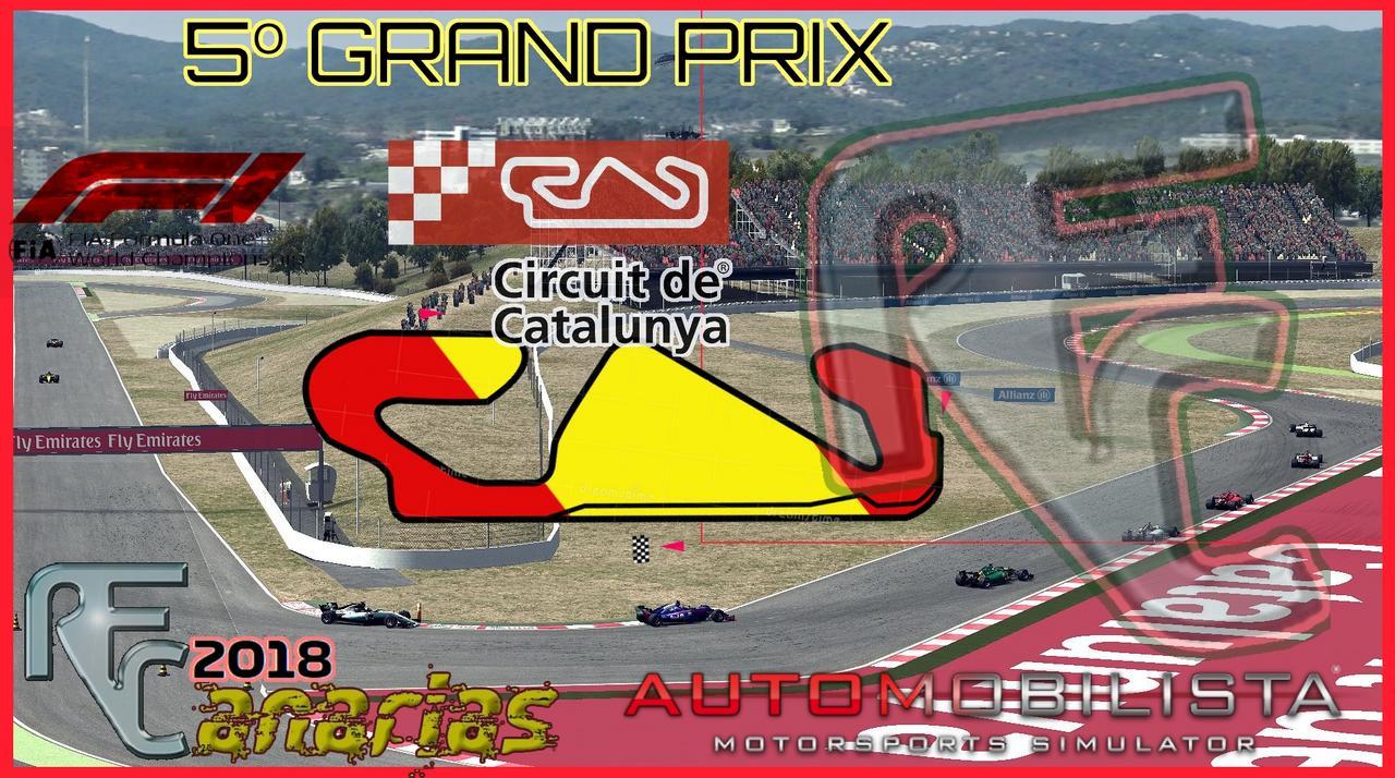 GP F1 MONTMELO ESPAÑA Barcel10