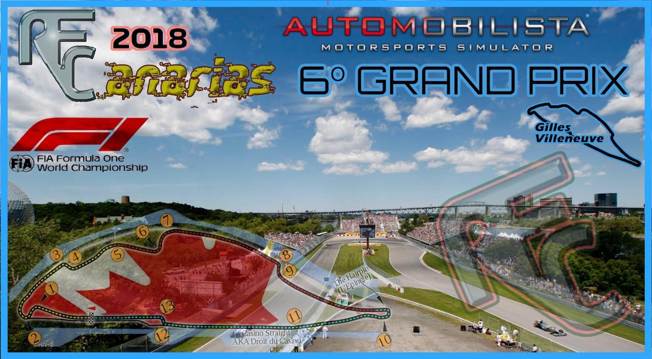 GP F1 CANADA 2018 Canada10