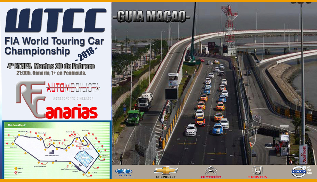 WTCC 2018- CUARTA ETAPA OFICIAL Cuarta11