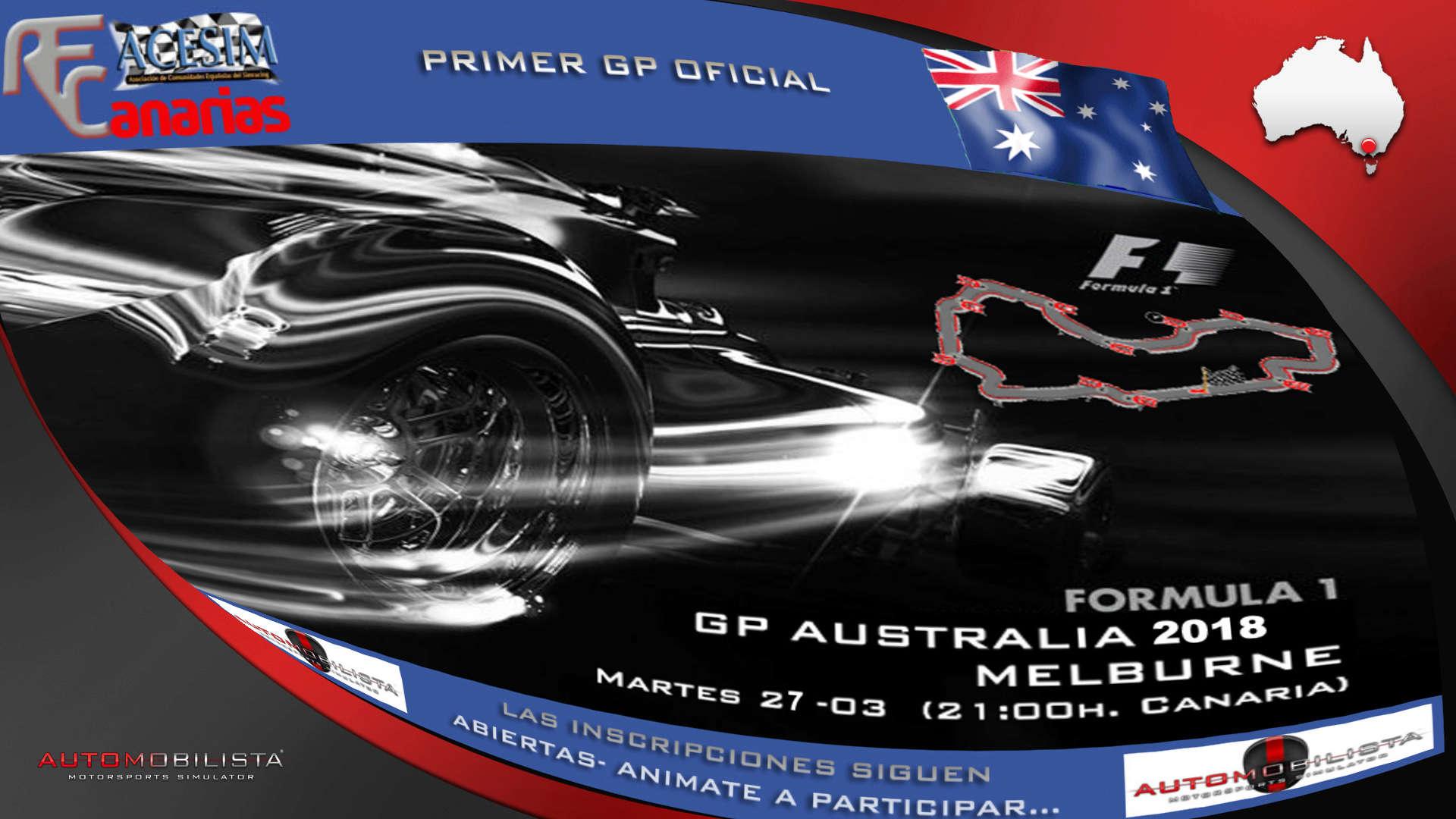 PRIMER GP F1 OFICIAL MELBOURNE 2018 Gp-f1_10