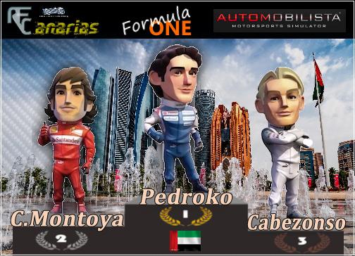 GP  ABU DHABI F1 2017 Podium16