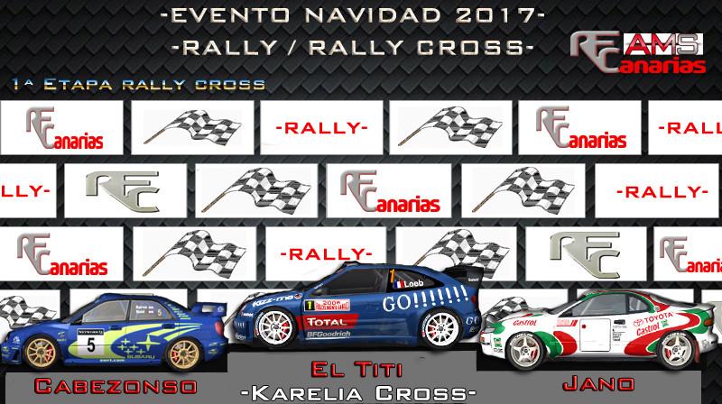 EVENTO DE NAVIDAD 2017 (RALLY) Podium23