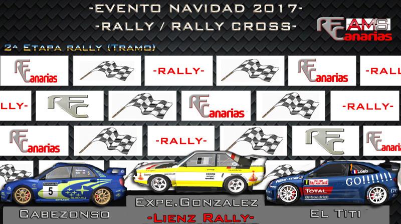 EVENTO DE NAVIDAD 2017 (RALLY) Podium24