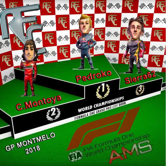 GP F1 MONTMELO ESPAÑA Podium42