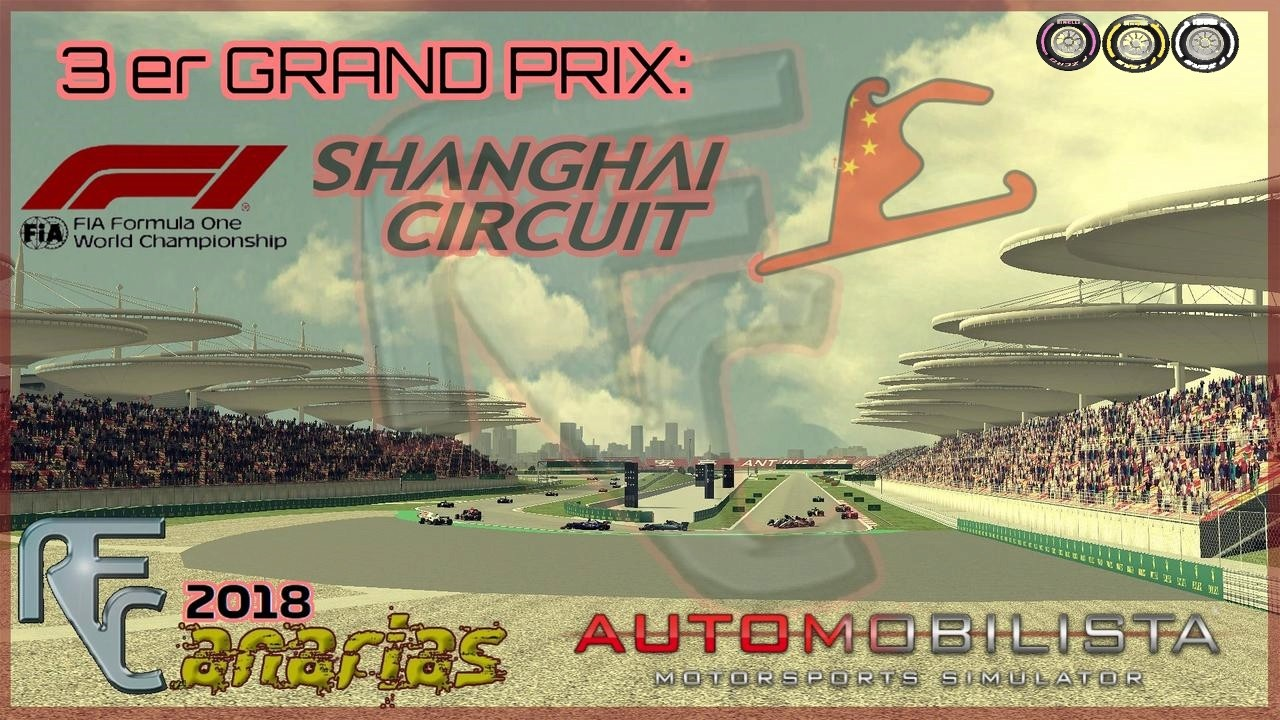 GP CHINA F1 2018 Shanga10