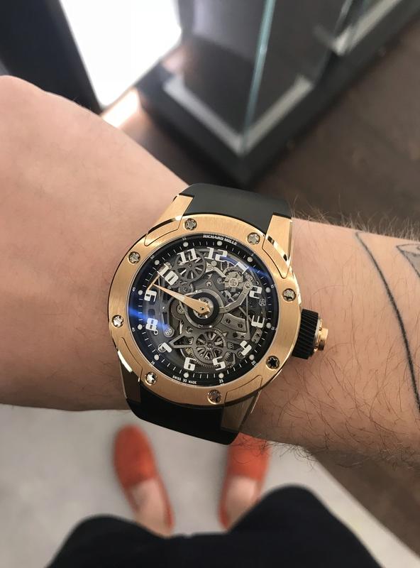 La haute horlogerie du jour - tome IV 5b55c710