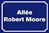 Allée Robert Moore