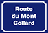 Route du Mont Collard