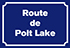 Route de Polt-Lake
