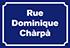 Rue Dominique Chârpâ